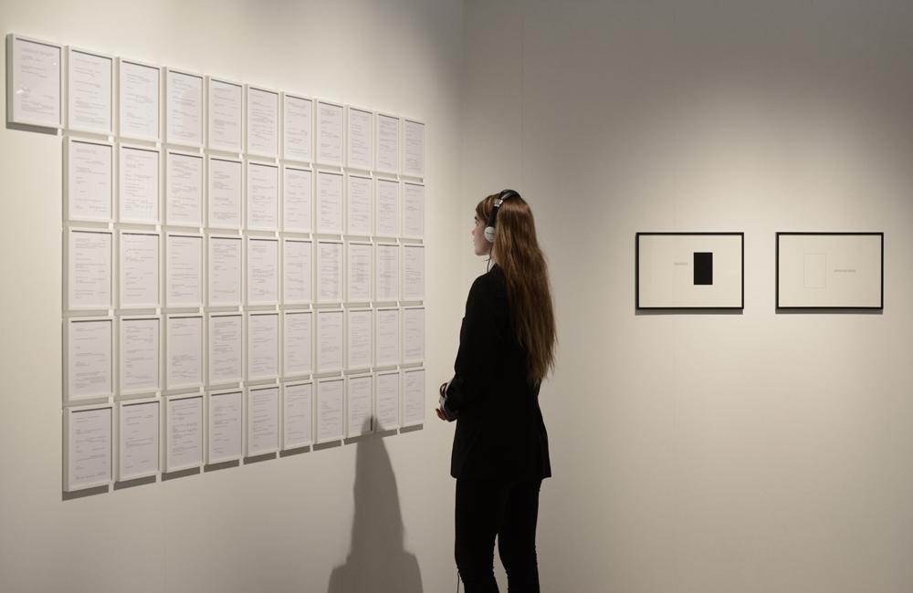 espace conversatif une oeuvre d'amelie dubois